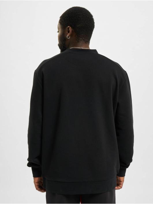 Sean John Pullover Classic Logo Essential schwarz