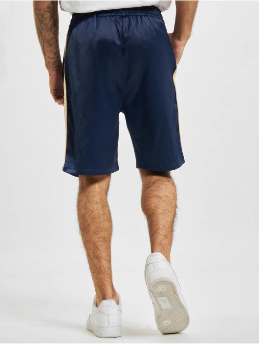 Sean John Shorts Classic Logo blau