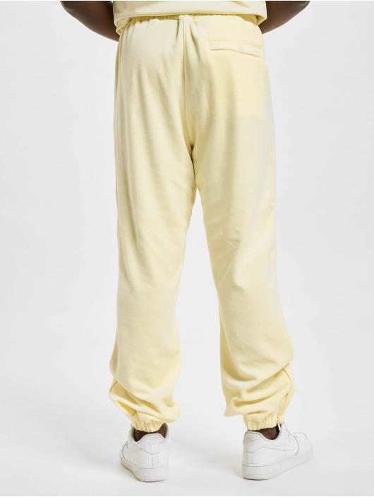 Sean John Spodnie do joggingu Classic Logo Essential Velours bezowy