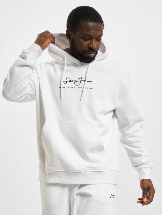 Sean John Sweat capuche Classic Logo Essential blanc