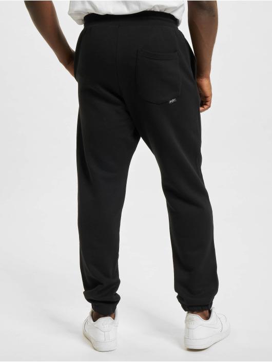 Sean John Sweat Pant Classic Logo Essential black