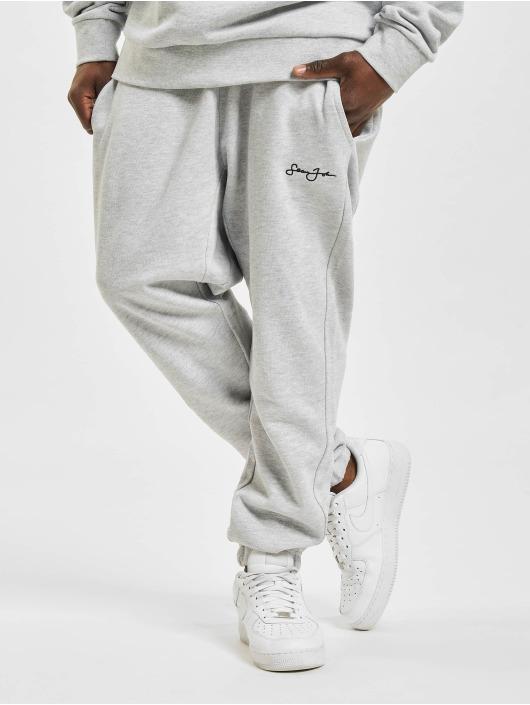 Sean John Sweat Pant Classic Logo Essential grey