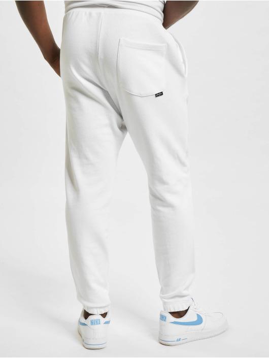 Sean John Sweat Pant Classic Logo Essential white