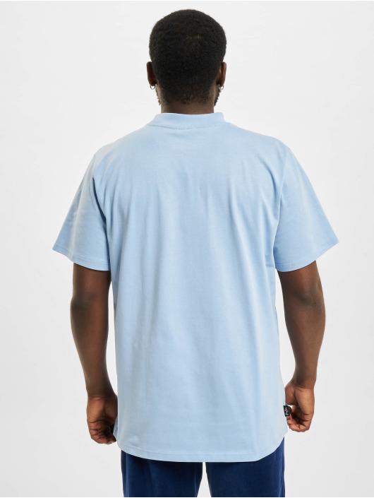 Sean John T-Shirt Classic Metall Logo blau