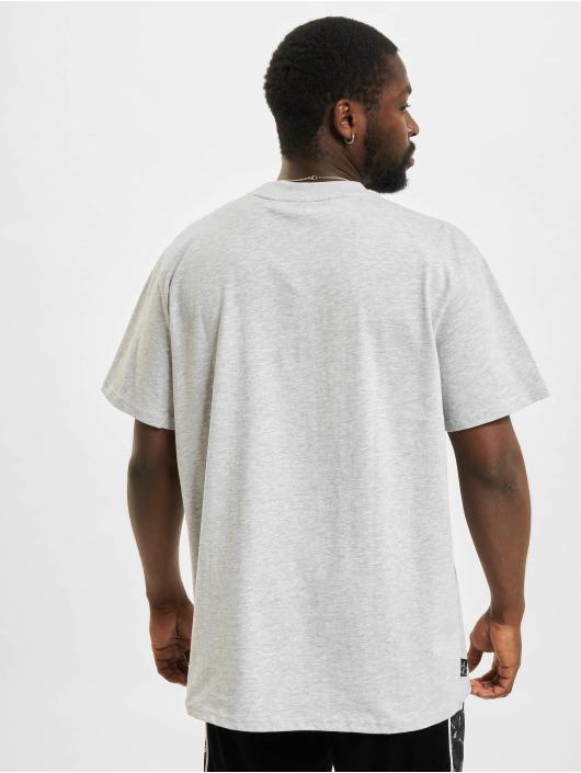 Sean John t-shirt Classic Logo Essential grijs