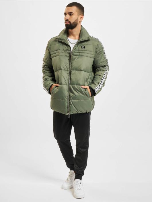 Sergio Tacchini Демисезонная куртка Davao зеленый