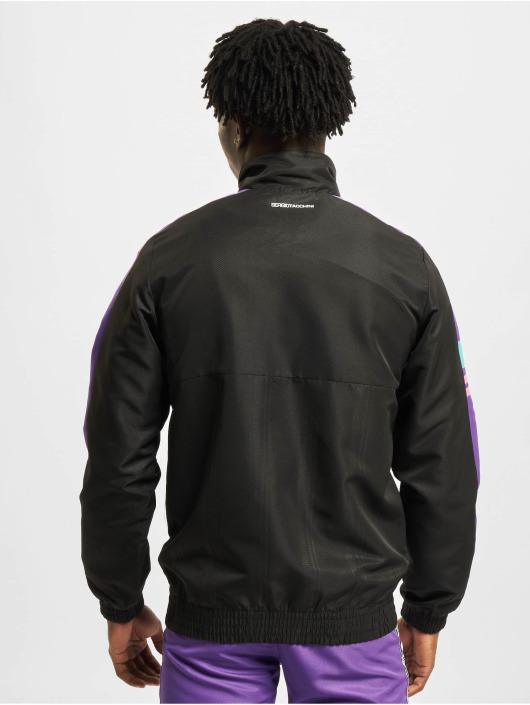 Sergio Tacchini Демисезонная куртка Decha черный