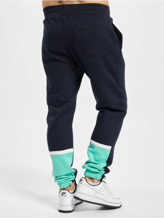 Sergio Tacchini Спортивные брюки Nest синий