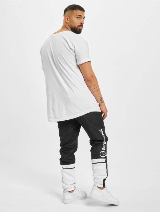Sergio Tacchini Спортивные брюки Almond Pl черный