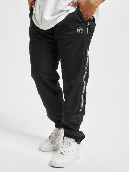 Sergio Tacchini Спортивные брюки Nedo черный