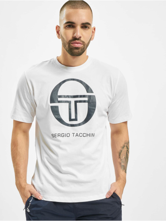 Sergio Tacchini Футболка Iberis белый