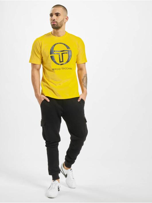 Sergio Tacchini Футболка Iberis желтый