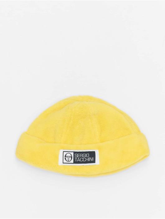 Sergio Tacchini Beanie Durban yellow
