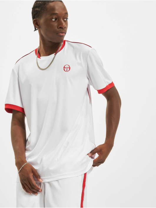 Sergio Tacchini Camiseta Club Tech blanco
