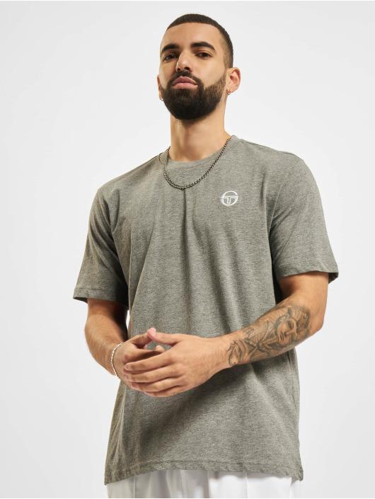 Sergio Tacchini Camiseta Sergio gris