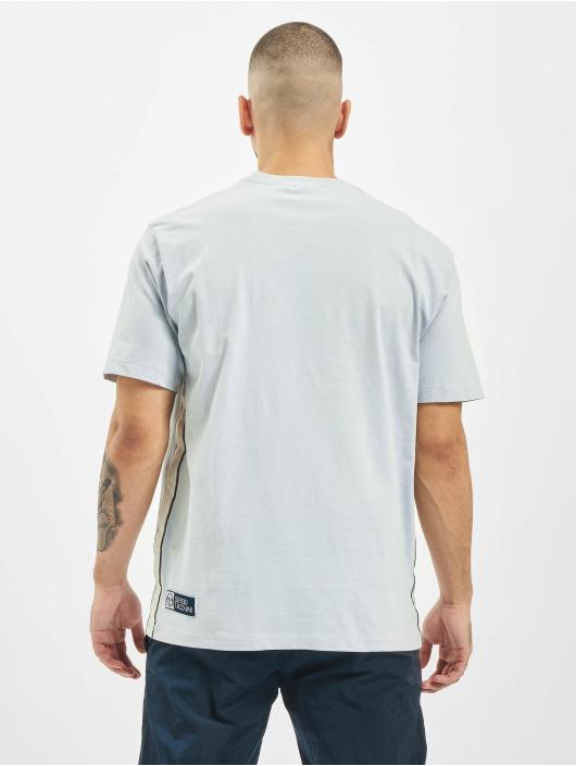 Sergio Tacchini Camiseta Detroit gris