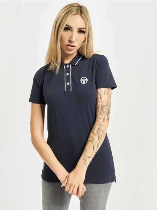 Sergio Tacchini Camiseta polo Fiore Mc Staff azul