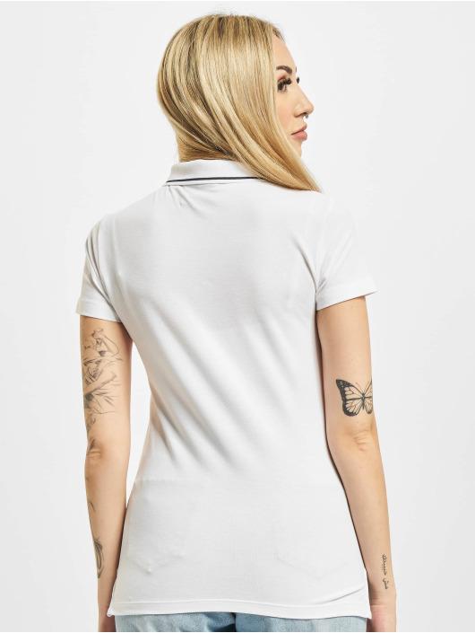 Sergio Tacchini Camiseta polo Fiore Mc Staff Polo blanco