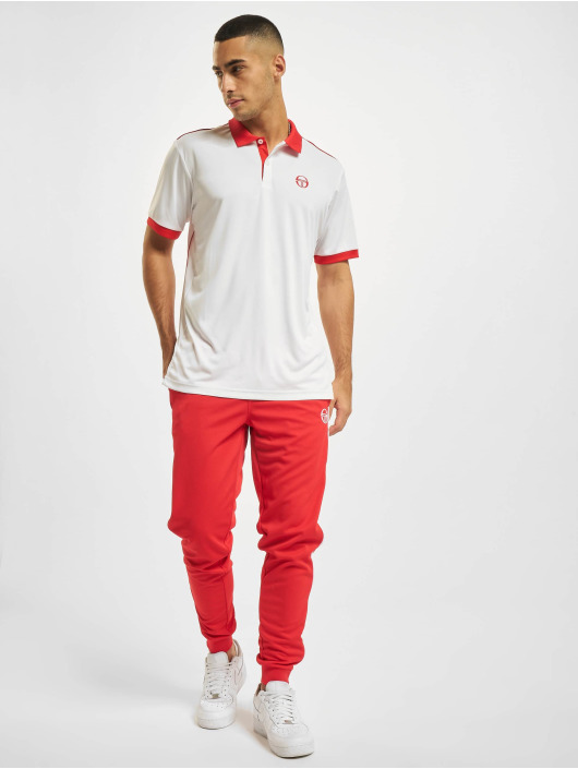 Sergio Tacchini Camiseta polo Club Tech blanco