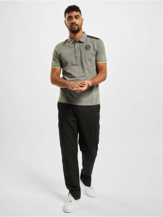 Sergio Tacchini Camiseta polo New Ielin gris