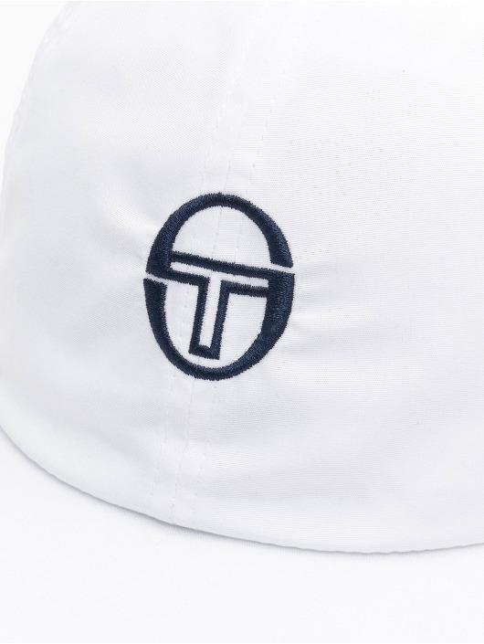 Sergio Tacchini Casquette Snapback & Strapback Pro blanc