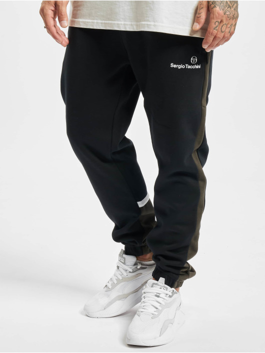 Sergio Tacchini Jogging kalhoty Nest šedá
