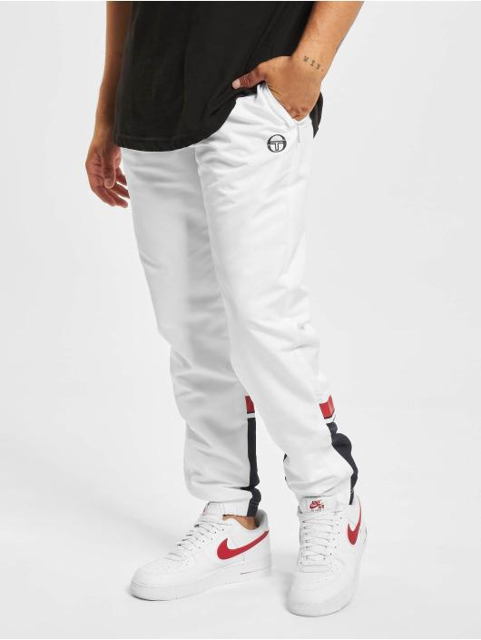 Sergio Tacchini Jogging kalhoty Almond Pl bílý