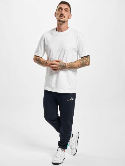 Sergio Tacchini Jogging kalhoty Nest modrý
