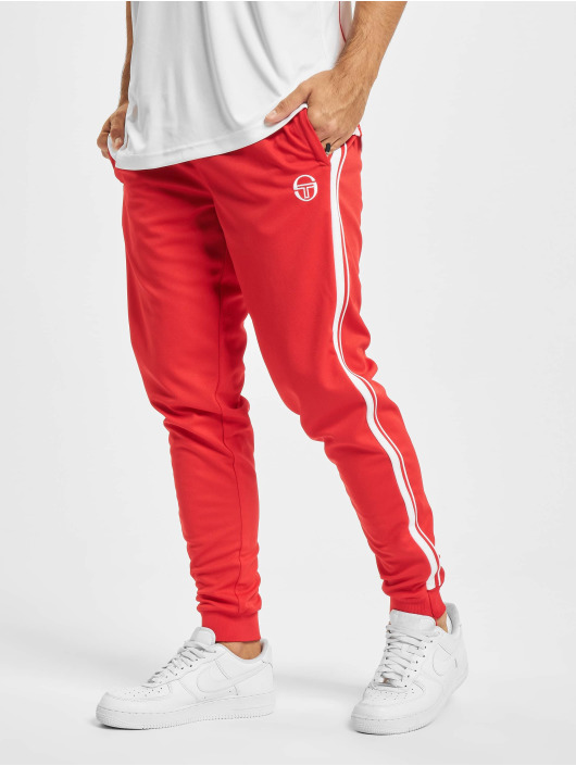 Sergio Tacchini Jogging Young Line Pro rouge