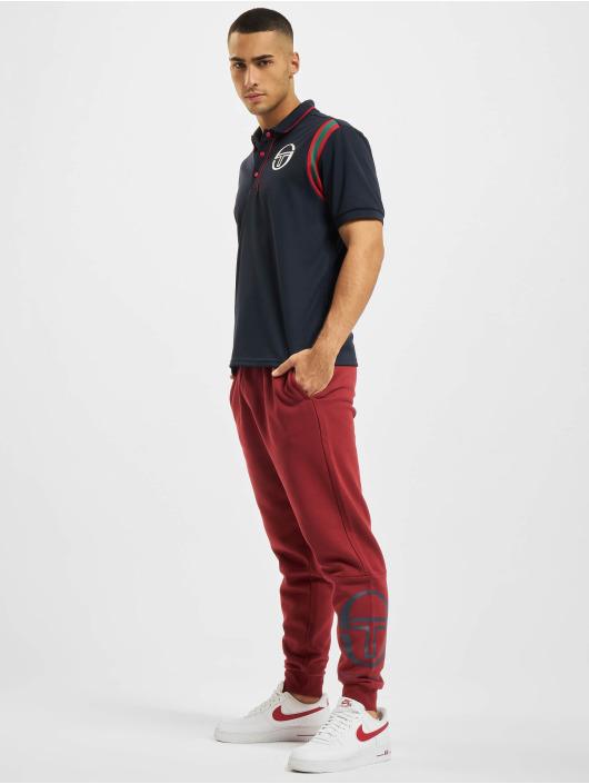Sergio Tacchini Joggingbyxor Itzal röd