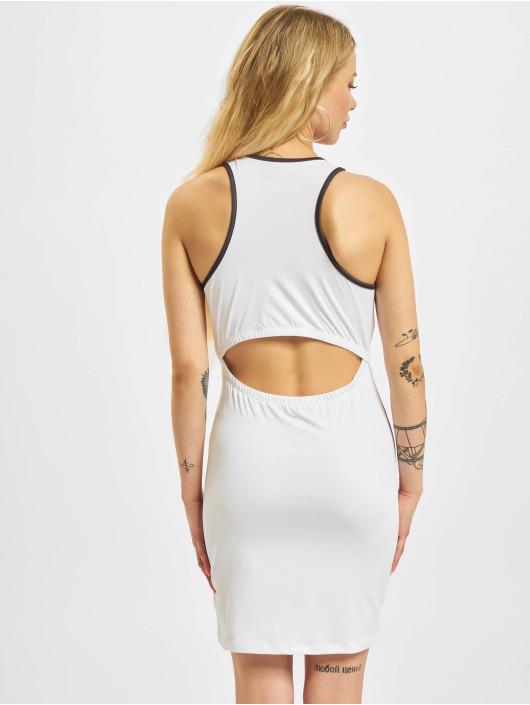 Sergio Tacchini Kleid Tangram weiß