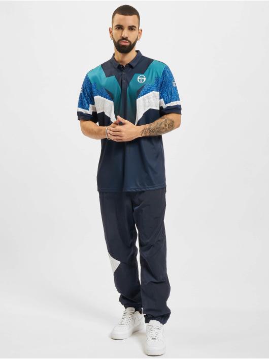 Sergio Tacchini Koszulki Polo Hawk Polo niebieski