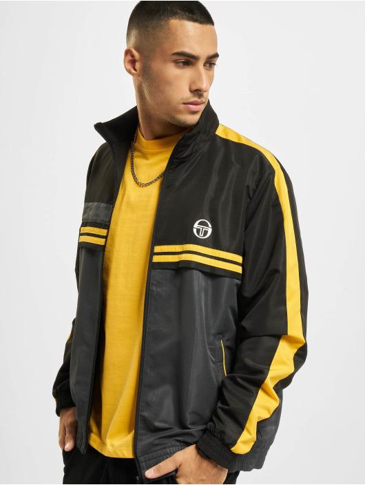 Sergio Tacchini Lightweight Jacket Decha black