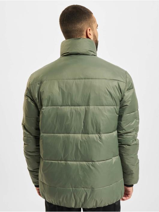 Sergio Tacchini Lightweight Jacket Dhule green