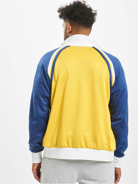 Sergio Tacchini Lightweight Jacket Ghibli Archivio yellow