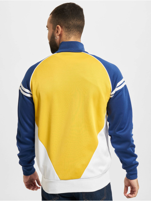 Sergio Tacchini Lightweight Jacket Ascot yellow