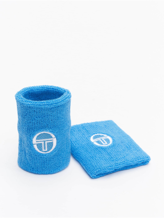 Sergio Tacchini Muut Tennis Wristband 2 Pack valkoinen