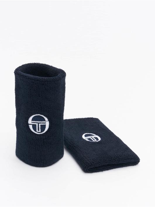 Sergio Tacchini Övriga Tennis Wristband 2 Pack blå
