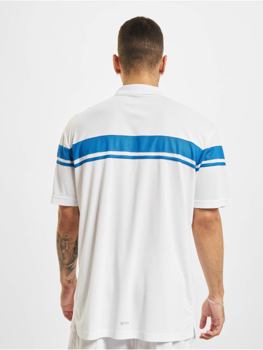Sergio Tacchini Pikétröja Young Line Pro Polo Y/Dyed vit