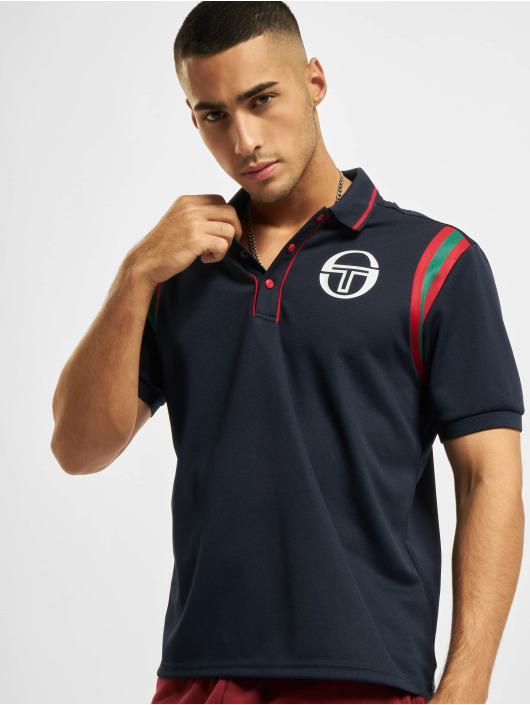 Sergio Tacchini Polo Frisco Mc Staff bleu