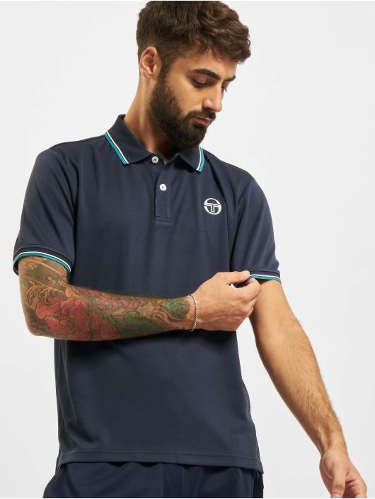 Sergio Tacchini Polo Reed 017 Polo bleu