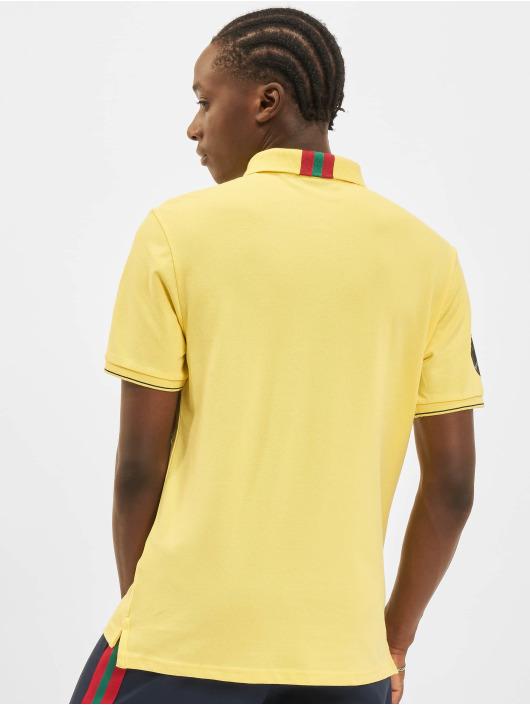 Sergio Tacchini Polo Frisco Mc Staff jaune