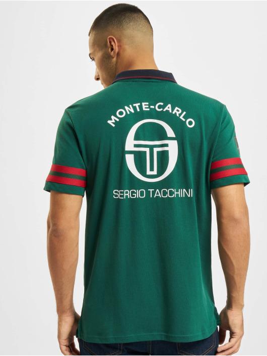 Sergio Tacchini Polo Frisco Mc Staff vert