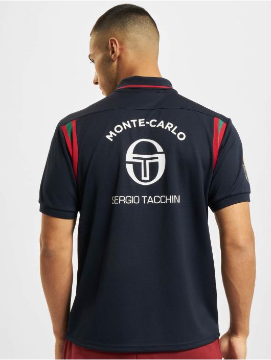 Sergio Tacchini poloshirt Frisco Mc Staff blauw