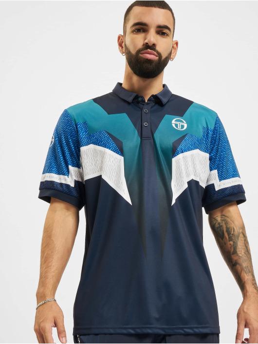 Sergio Tacchini Poloshirt Hawk Polo blue