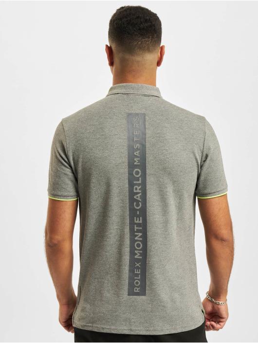 Sergio Tacchini Poloshirt New Ielin grau