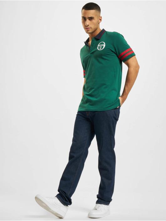Sergio Tacchini Poloshirt Frisco Mc Staff grün