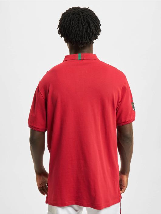 Sergio Tacchini Poloshirt Frisco Mc Staff Polo rot