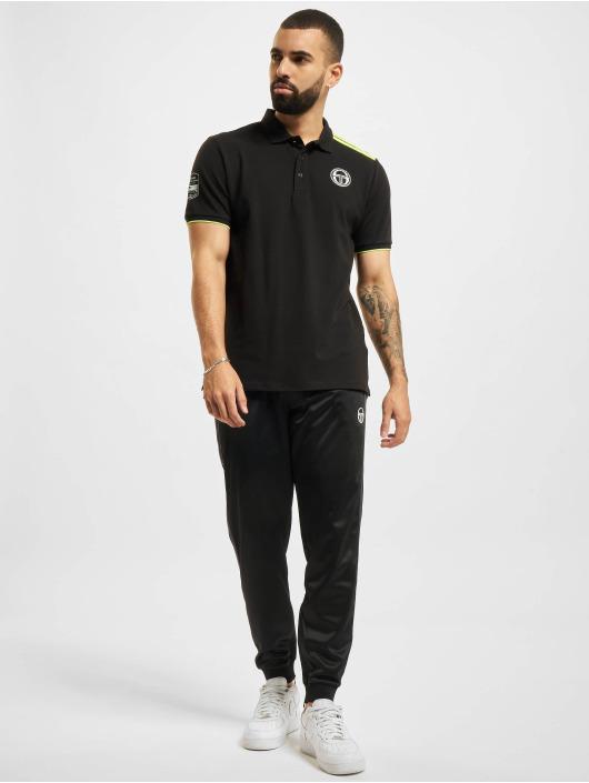 Sergio Tacchini Poloshirt New Ielin schwarz