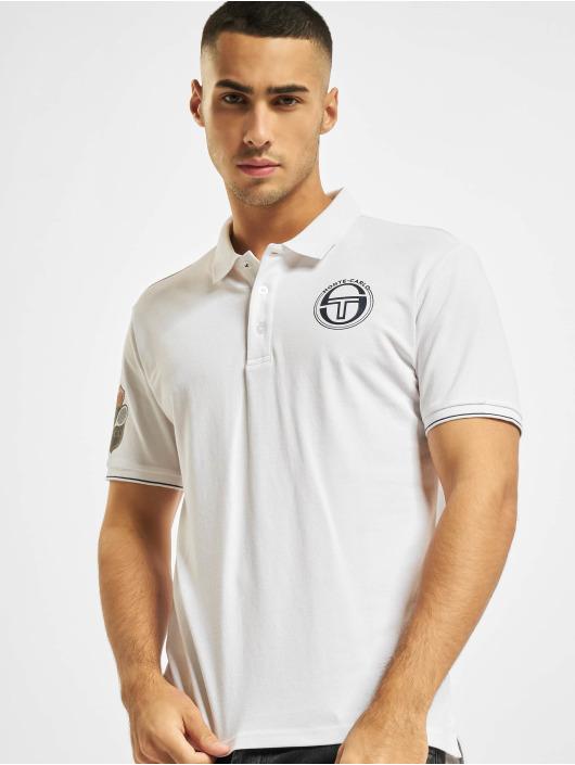 Sergio Tacchini Poloshirt Frisco Mc Staff Polo weiß